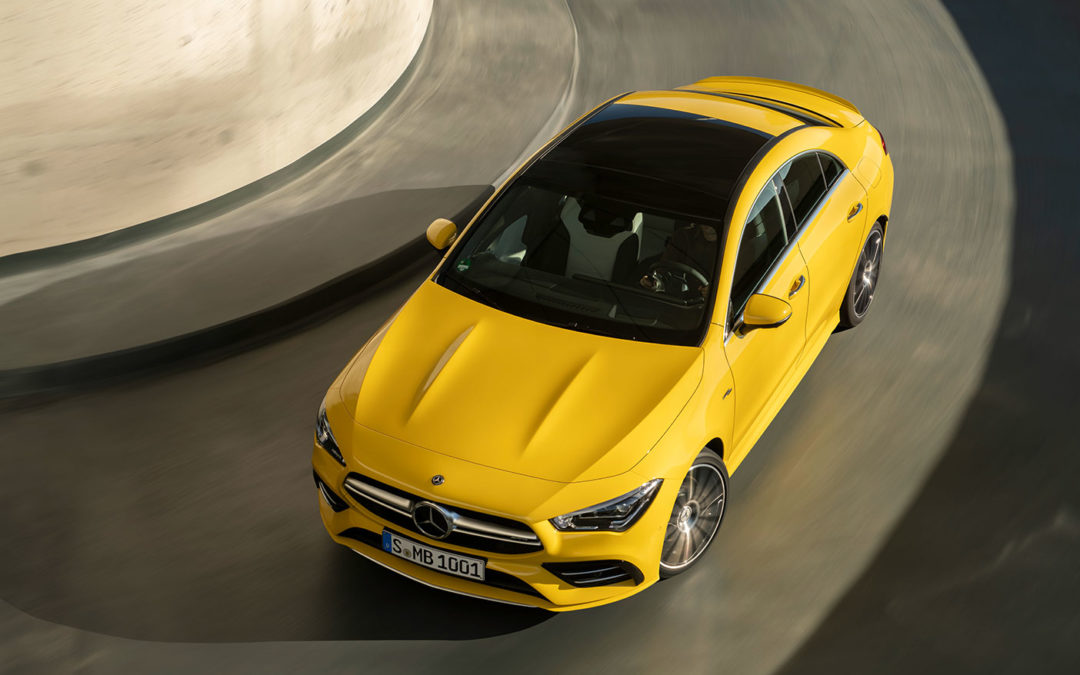 Lanzamiento de los Mercedes-AMG A 35 4MATIC y CLA 35 4MATIC