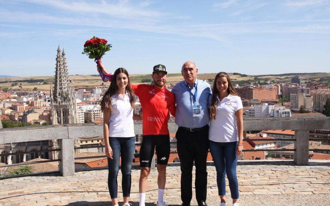 Ureta Motor con la XLI Vuelta Ciclista a Burgos