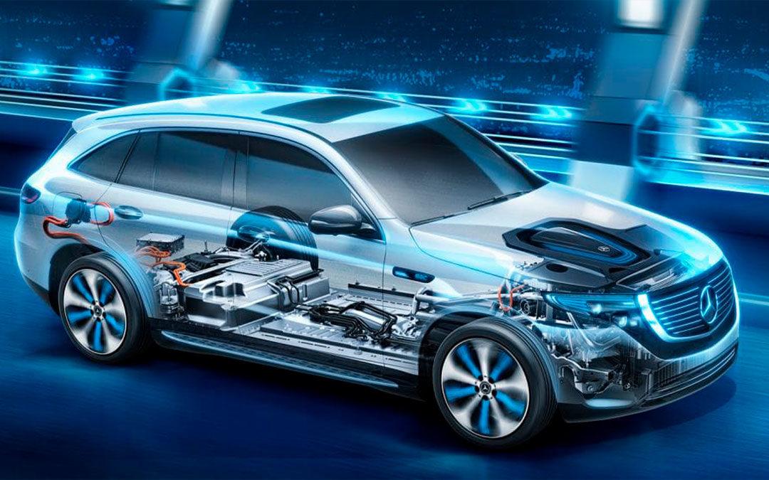 Balance medioambiental del Mercedes-Benz EQC