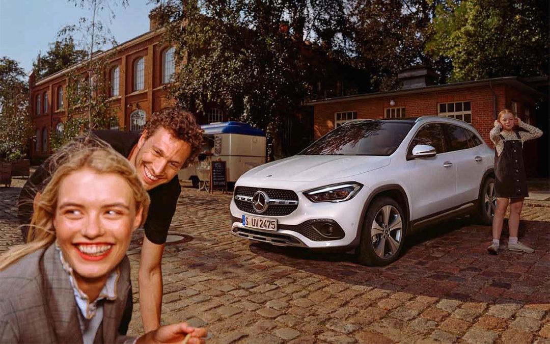 Nuevo Mercedes-Benz GLA: más carácter, más espacio, más seguridad desde 40.800 euros