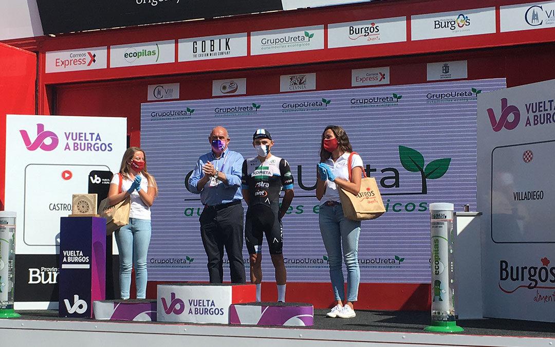 Ureta Motor con la XLII Vuelta Ciclista a Burgos